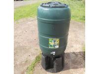 210L Garden Water Butt