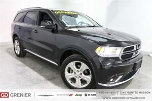 2015 Dodge Durango Limited*Dvd, Toit, Gps*