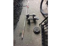York cast / steel weights dumbells £20 orrell Wigan