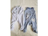 0 to 3 Month Baby Grow Bundle