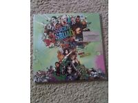 Suicide Squad limited edition coloured vynyl (2lp)