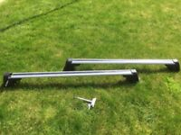 Vauxhall insignia T Track Roof Bars For Sports Tourer 2008 onwards with roof rails