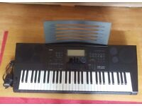 Casio CTK-6200 Digital Keyboard/Piano - Perfect Condition-Hardly Used