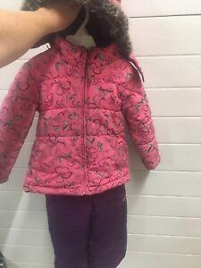 Kids snowsuits