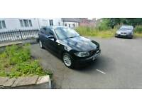 BMW 116i 1 series black 2006