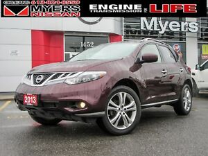 2013 Nissan Murano LE, LEATHER SEATS, SUNROOF, AWD