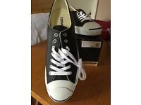 Converse Jack Purcell - Leather Ox pumps size 12