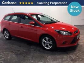 2013 FORD FOCUS 1.6 TDCi 115 Zetec 5dr Estate