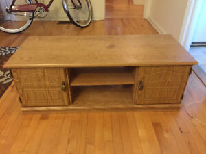 Coffee table, Cabinet and side table