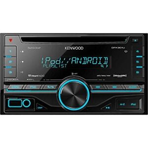 Kenwood DPX-301U In-Dash 2-DIN CD AUX/USB MP3 COMME NEUF