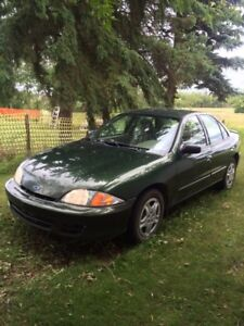 2001 Chev Cavalier for sale