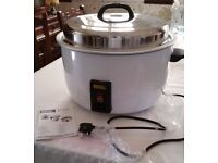 Buffalo Rice Cooker CB944 24 litre 60 portion Used Once