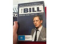 The Bill DVDs