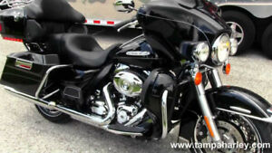 Mint low miles Harley Ultra Limited