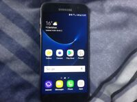 Samsung Galaxy s7 32gb boxed black onyx (unlocked) mint condition