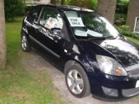 Ford Fiesta, excellent first car, low insurance, great service history