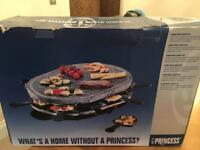 Princess raclette set
