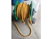 Hozelock hose reel