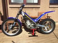Sherco 290 trials bikes