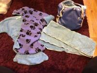 Stuffie Nappies size 2