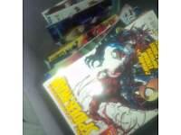 SpiderMan Comic Books in Mint Condition