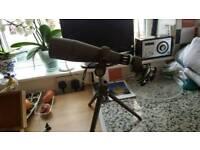 Polarex spotting scope 70mm