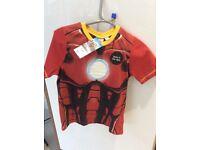 Marvel glow in the dark t Shirt