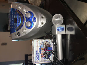 American Idol Karaoke machine