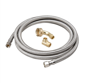 Dishwasher hose 5 feet with connections $10