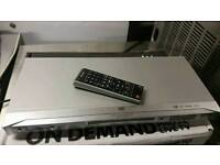 Toshiba dvd player with remote fully working