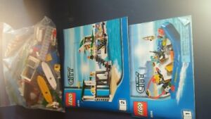 Lego City and Creator Sets - 100% Complete with Instructions
