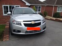 CHEVROLET CRUZE 1.8LT FOR CAR PARTS