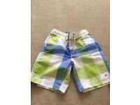 Boys Tommy Hilfiger Swim Shorts - Age 10