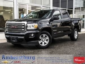 2015 GMC Canyon 2WD - Remote Start, Colour Touch Screen & More!