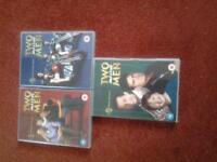 Two & A Half Men DVD Collection boxsets for sale.