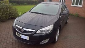 Vauxhall Astra J 1.6 i VVT 16v SE 5dr Automatic