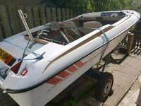 Fletcher bravo 17ft speed boat (small project)