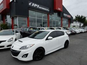 2012 Mazda Mazdaspeed3 EXCELLENTE CONDITION, MAGS, A/C, SIÈGES C