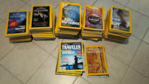 Huge National Geographic Collection