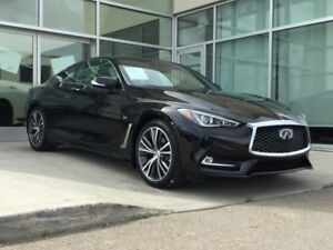 2017 Infiniti Q60 3.0t 2dr All-wheel Drive Coupe/AWD/BLIND SPOT/