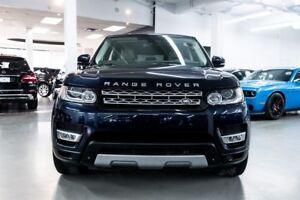 2014 Land Rover Range Rover Sport HSE V6 Running boards/Warranty