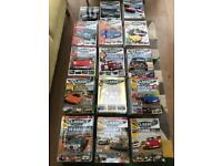 Classic & Sportscar magazine, 163 issues job lot! Open to offers!