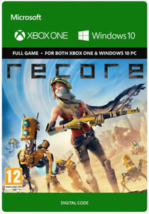 ReCore Microsoft Xbox One Video Game Digital Download Code