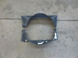 1994-2005 Chevy S-10/Blazer and GMC Sonoma/Jimmy Fan Shroud.