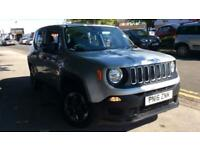 2016 Jeep Renegade 1.6 E-torQ Sport 5dr Manual Petrol Hatchback