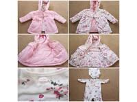 Baby girl clothes massive name branded bundle!