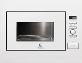 Electrolux EMS26204OW 990W 26L Built-in Microwave With Grill White