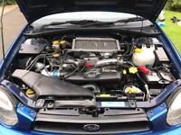Subaru wrx Impreza turbo 1 year mot