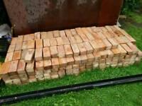 443 Reclaimed bricks+ some half's