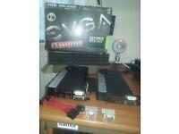 2X EVGA GTX 680 CLASSIFIED 4GB